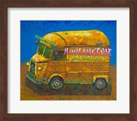 Van Ordinaire Boulangerie Fine Art Print