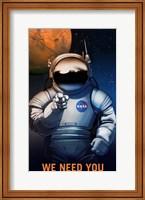 We Need You Fine Art Print