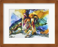Lion Around Fine Art Print