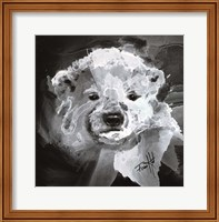 Polar Bear Cub Fine Art Print
