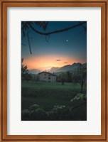 A Quiet Twilight Fine Art Print