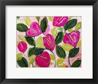 Exotic Blooms Fine Art Print