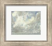 Cloud Study, 1821 Fine Art Print