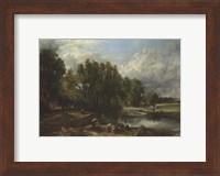 Stratford Mill Fine Art Print