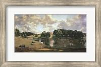 Wivenhoe Park, Essex Fine Art Print