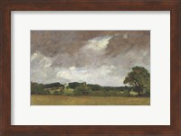 Malvern Hall from the South-West Fine Art Print