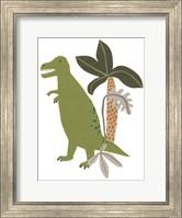 Mighty Dino II Fine Art Print