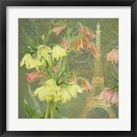 Paris Lilies Fine Art Print