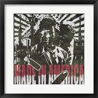 Made In Merica Fine Art Print