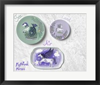Mythical Horses Fine Art Print