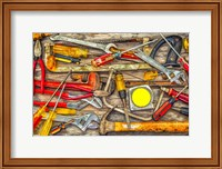 Tools Of the Trade 1 Fine Art Print