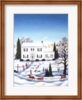 Holiday Home Fine Art Print