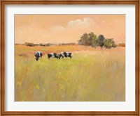 Three Cows Fine Art Print