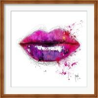 Color of Kiss Fine Art Print