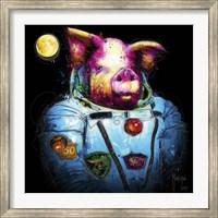 Pig in Space Fine Art Print