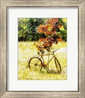 If These Wheels Could Talk Fine Art Print