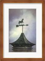No Direction Known - Weather Vane Fine Art Print