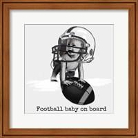 Football Baby 4 Fine Art Print