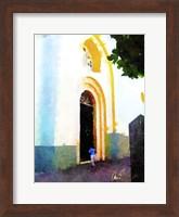 Afternoon Prayer copy Fine Art Print