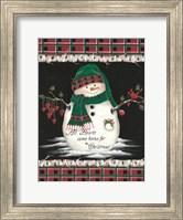 Hearts Home for Christmas Fine Art Print