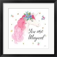Magical Friends III You are Magical Fine Art Print