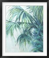 Blue Palmetto Fine Art Print