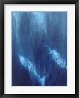Azul Profundo Triptych I Fine Art Print