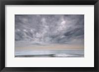 Stormy Seascape, Cape May National Seashore, NJ Fine Art Print