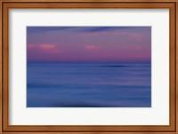 Sunrise On Ocean Shore, Cape May NJ Fine Art Print