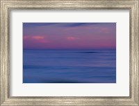 Sunrise On Ocean Shore, Cape May NJ Fine Art Print