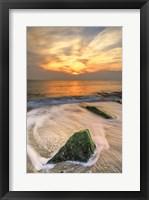 Scenic Cape May Beach 4, Cape May NJ Fine Art Print