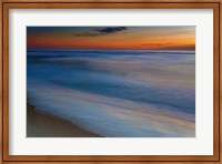 Seashore Landscape 1, Cape May National Seashore, NJ Fine Art Print
