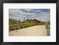 Beach Path, Cape May NJ Fine Art Print