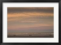 Wildwood Beach Sunset, NJ Fine Art Print