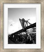 99 Cents - Boardwalk, Wildwood NJ Fine Art Print