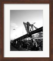 99 Cents - Boardwalk, Wildwood NJ Fine Art Print