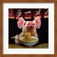 Oodles of Noodles Fine Art Print