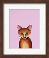 Little Fox Fine Art Print