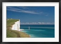 Beachy Head Lighthouse Fine Art Print