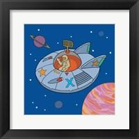 Saucer Fine Art Print