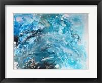 Galaxy abstract Fine Art Print