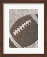 Sports Ball - Football Fine Art Print