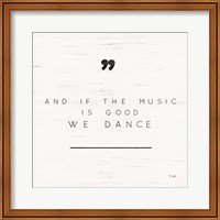 We Dance Fine Art Print