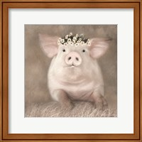 Painted Piggy Fine Art Print