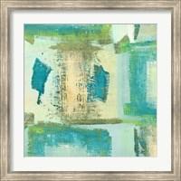 Aqualounge II Fine Art Print