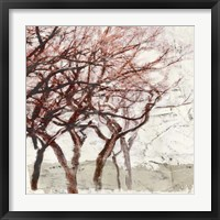 Rusty Trees I Fine Art Print