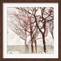 Rusty Trees II Fine Art Print