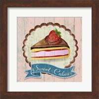 Sweet Cakes Fine Art Print