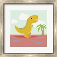 Li'l T-rex Fine Art Print