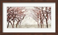 Rusty Trees Fine Art Print